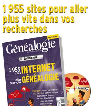 Revue Française de Généalogie